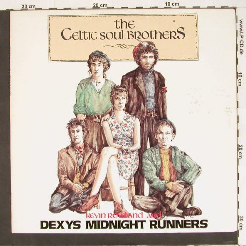 Rowland,Kevin & Dexy Midnight Runne: The Celtic Soul Brothers+2, Mercury(), D, 83 - 12inch - A1863 - 5,00 Euro