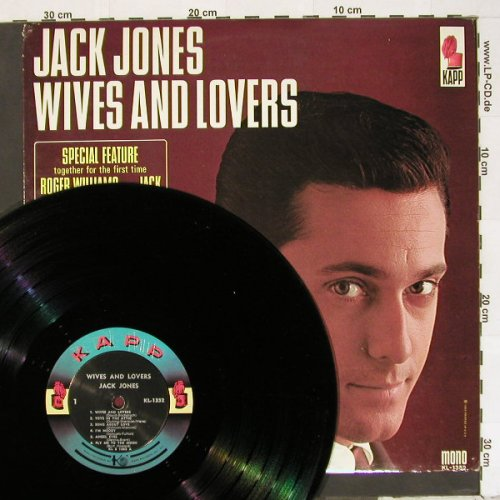 Jones,Jack: Wives And Lovers,Woc, Kapp(KL-1352), US, 63 - LP - A1985 - 9,00 Euro
