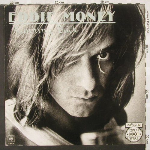 Money,Eddie: Running Back+1, CBS(12.8924), NL, 80 - 12inch - A2627 - 2,50 Euro