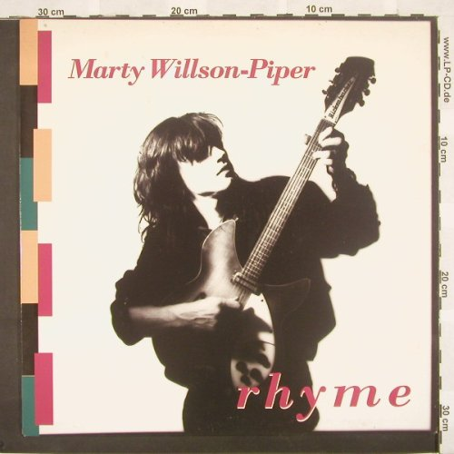 Willson-Piper,Marty: Rhyme, Borderline(BL 001), , 89 - LP - A3033 - 5,00 Euro
