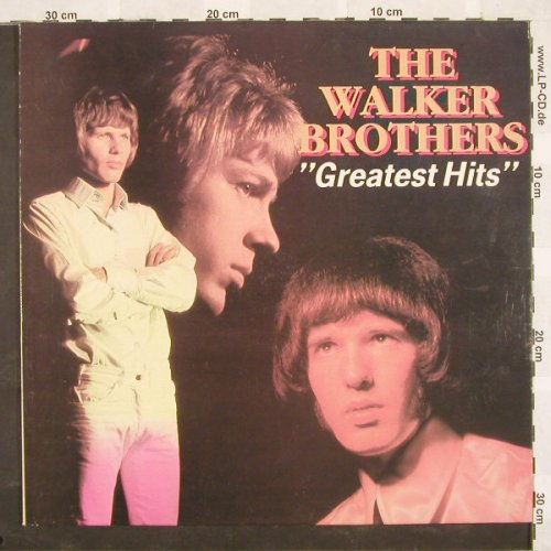Walker Brothers: Greatest Hits, Duchesse(152025), EEC, 1988 - LP - A3535 - 4,00 Euro