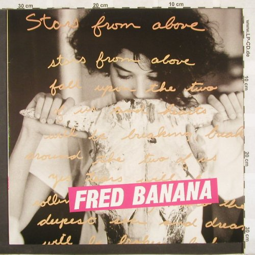 Fred Banana: Stars From Above*2+1, Polyd.(), D, 88 - 12inch - A3926 - 2,50 Euro