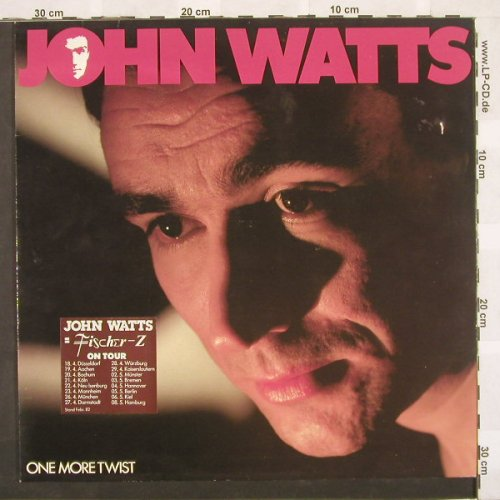 Watts,John: One More Twist, EMI(064-07609), NL, 82 - LP - A4622 - 5,00 Euro