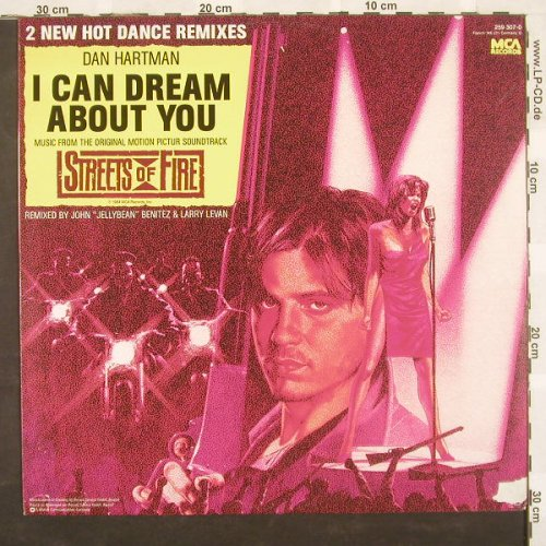 Hartman,Dan: I Can Dream About You*2, MCA(259 307-0), D M-VG+, 84 - 12inch - A4847 - 1,50 Euro