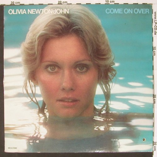 Newton-John,Olivia: Come On Over,Co, MCA(MCA 37062), US, 76 - LP - A5784 - 7,50 Euro