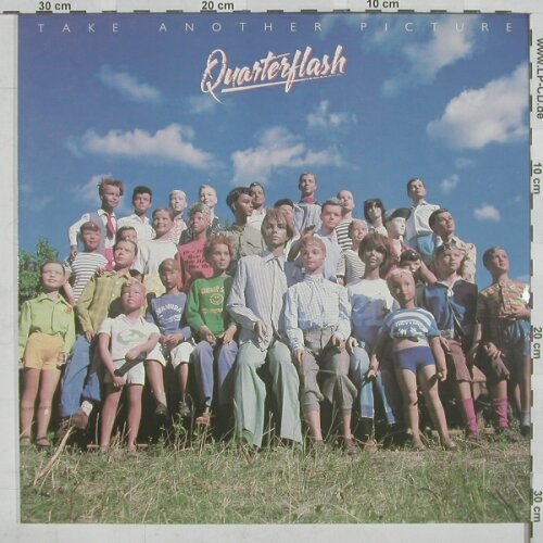 Quarterflash: Take Another Picture, Geffen(GEF 25507), NL, 83 - LP - A5947 - 2,50 Euro