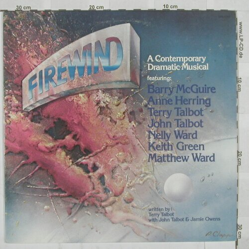 Firewind: A Contemporary Dramatic Musical, Sparrow(), US, 76 - LP - A6390 - 7,50 Euro