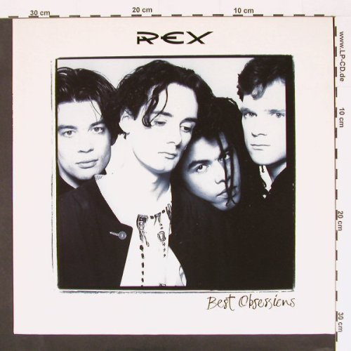 Rex: Best Obsessions, Chrys.(210 148), D, 89 - LP - A6564 - 5,50 Euro