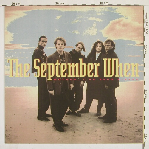 September When(the): Mother I've been kissed, WEA(73588-1), D, 91 - LP - A6608 - 5,50 Euro