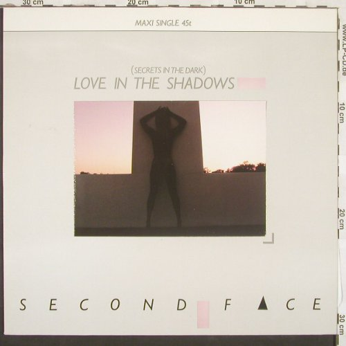 Second Face: Love In The Shadows*2, Ariola(608 566-213), D, 86 - 12inch - A7127 - 2,50 Euro