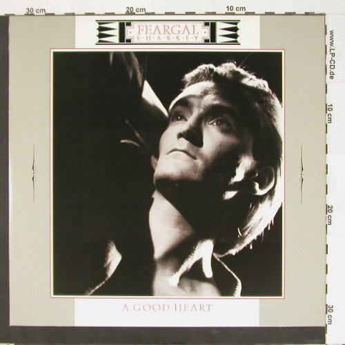Feargal Sharkey: A Good Heart+2, Virgin(602 041-213), D, 85 - 12inch - A712 - 4,00 Euro