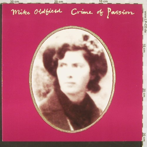 Oldfield,Mike: Crime Of Passion+1, Virgin(601 133-213), D, 83 - 12inch - A7190 - 4,00 Euro