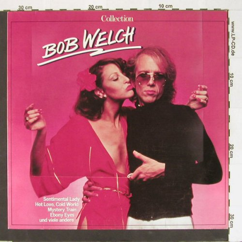 Welch,Bob: Collection, Capitol(038-85 266), D, 1977 - LP - A741 - 5,00 Euro
