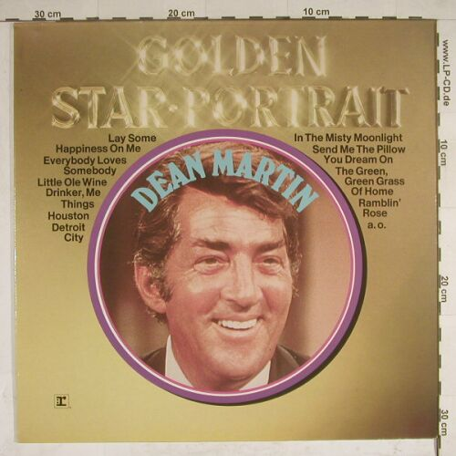 Martin,Dean: Golden Star-Portrait, Reprise(REP 54 035), D, 75 - LP - A8155 - 5,00 Euro