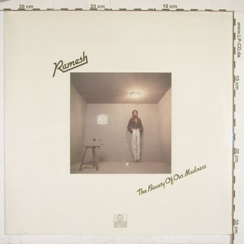 Ramesh: The Beauty Of Our Madness,SS, Ariola(203 273-320), D,  - LP - A9312 - 6,00 Euro