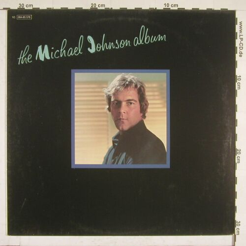 Johnson,Michael: Album, EMI(064-85 576), D, 78 - LP - A9425 - 7,50 Euro