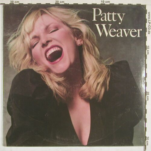 Weaver,Patty: Same, FS-new, Warner(BSK-3665), US, 82 - LP - A9439 - 7,50 Euro