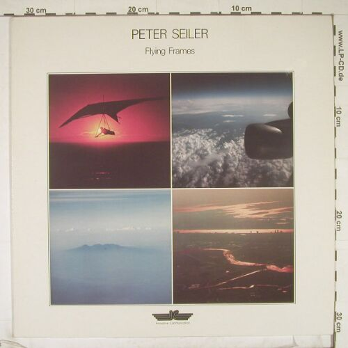 Seiler,Peter: Flying Frames, IC(KS 80.057), D, 86 - LP - B1067 - 5,50 Euro