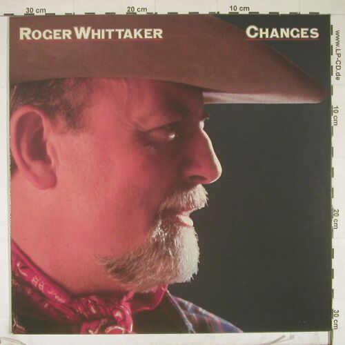 Whittaker,Roger: Changes, Aves(INT 161.546), D, 1981 - LP - B1242 - 5,00 Euro