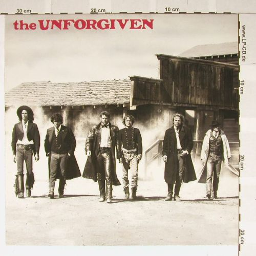The Unforgiven: Same, Elektra(960461), D, 86 - LP - B1552 - 5,50 Euro