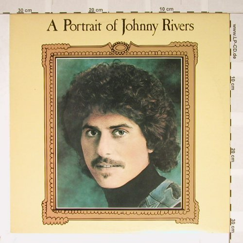 Rivers,Johnny: A Portrait Of, EMI(UAC5132), AUS, 82 - LP - B2007 - 5,00 Euro