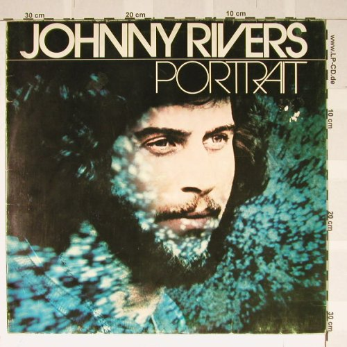 Rivers,Johnny: Portrait, Foc, m-/vg+, UA(29318719XD), D,  - 2LP - B2012 - 5,00 Euro
