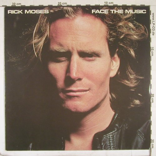 Moses,Rick: Face The Music, 20th Century Fox(6370 285), D, 79 - LP - B2039 - 5,00 Euro