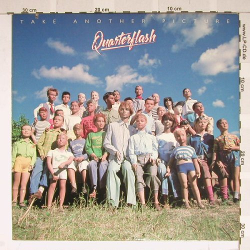 Quarterflash: Take Another Picture,Co, Geffen(GHS 4011), US, 83 - LP - B2152 - 2,50 Euro