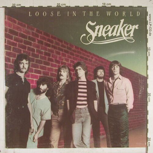 Sneaker: Loose In The World, SS, Handshake(205 069-320), D, 82 - LP - B333 - 10,00 Euro