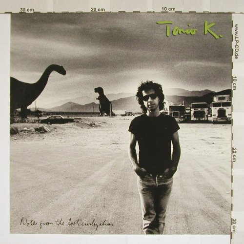 Tonio K.: Notes From The Lost Civilization, AM(390763-1), D, 88 - LP - B3965 - 3,00 Euro