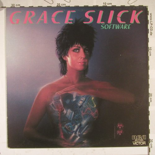 Slick,Grace: Software, RCA(APL1 4791), AUS, 84 - LP - B5176 - 5,50 Euro
