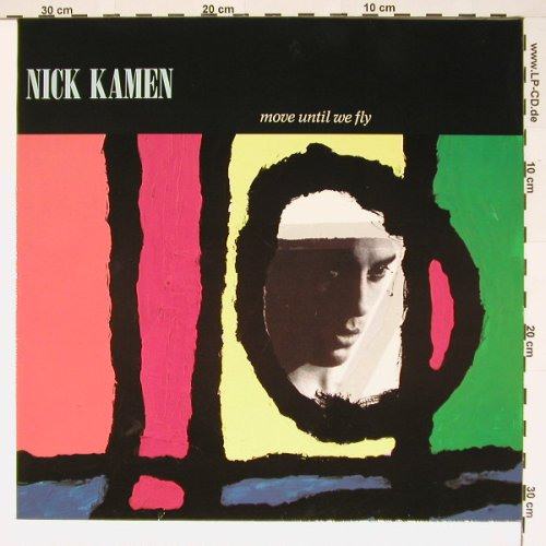 Kamen,Nick: Move Until We Fly, WEA(9031-71059-1), D, 1990 - LP - B6190 - 5,00 Euro