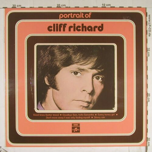 Richard,Cliff: Portrait Of, EMI/Col.(056-04 840), NL,  - LP - B659 - 5,00 Euro