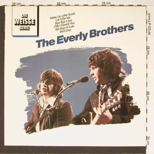 Everly Brothers: Same (Die Weisse Serie), Ultraphone(6.25205 AF), D, 1982 - LP - B6937 - 5,00 Euro