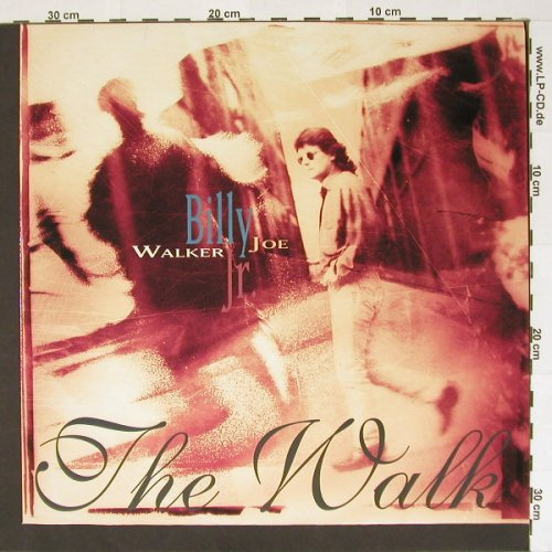 Walker Jr.,Billy Joe: The Walk, Geffen(), D, 91 - LP - B7272 - 5,00 Euro