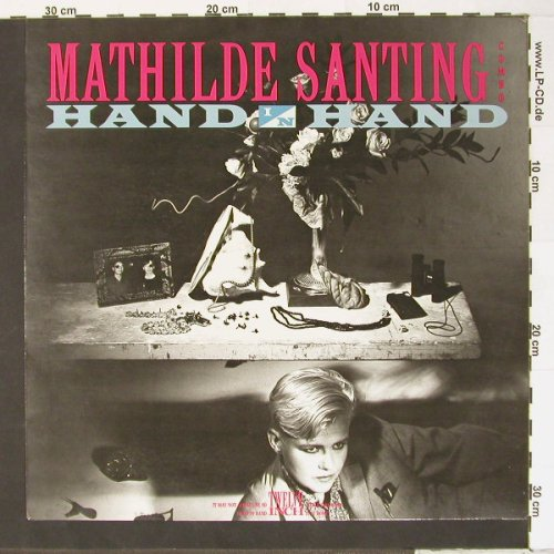 Santing,Mathilde (Combo): Hand In Hand+3, WEA(VR 22634), D, 1983 - 12inch - B7384 - 3,00 Euro