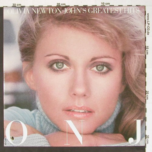Newton-John,Olivia: Greatest Hits,Co,Foc, MCA(5226), US, 77 - LP - B8088 - 5,00 Euro