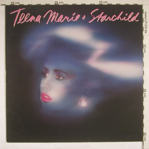 Marie,Teena: Starchild, Epic(26315), NL, 84 - LP - B9006 - 5,00 Euro