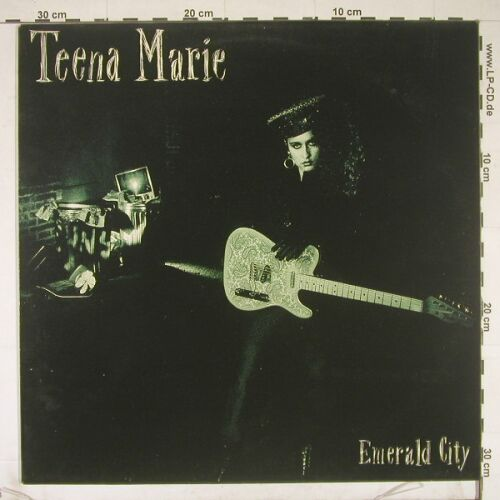 Marie,Teena: Emerald City, Epic(26935), NL, 86 - LP - B9009 - 5,00 Euro