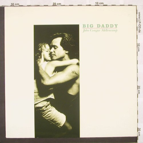 Cougar Mellencamp,John: Big Daddy, Mercury(838 220-1), NL, 89 - LP - B9631 - 4,00 Euro