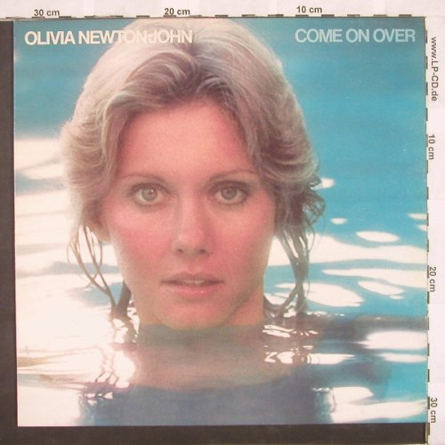 Newton-John,Olivia: Come On Over, MCA(EMC 3124), UK, 1976 - LP - B9721 - 6,00 Euro