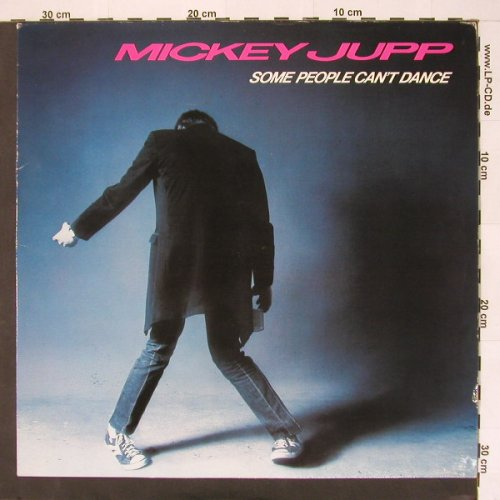 Jupp,Mickey: Some People Can't Dance, Line(LLP 5148 AO), D M-VG+, 82 - LP - B9842 - 2,50 Euro
