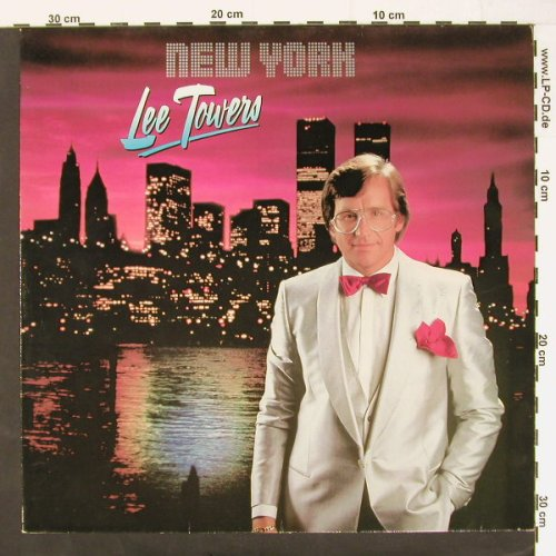Towers,Lee: New York, Ariola(204 867-320), D, 82 - LP - C1148 - 6,50 Euro