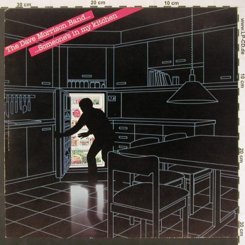 Morrison Band,Dave: Someone's In My Kitchen, Line(6.25305 AP), D, 1982 - LP - C1773 - 5,50 Euro