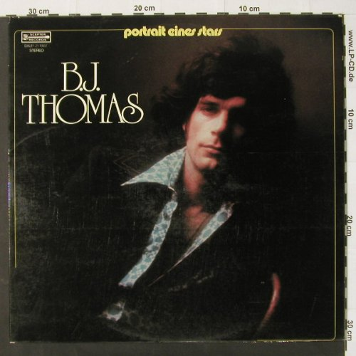Thomas,Billy Joe: Portrait Eines Stars, Foc, Scepter(), D, 1973 - 2LP - C2100 - 6,50 Euro