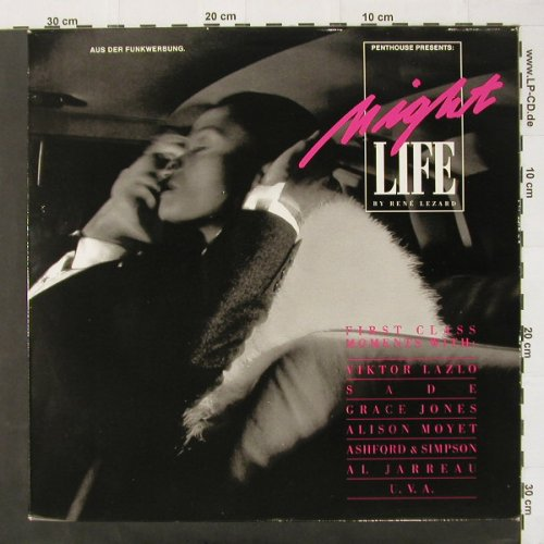V.A.Night Life: by Rene Lezard, CBS(465588 1), NL, 89 - LP - C2132 - 3,00 Euro