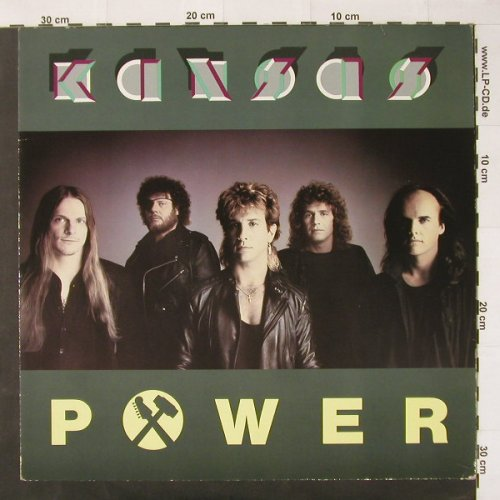 Kansas: Power*2+1, MCA(258 413-0), D, 87 - 12inch - C2609 - 2,50 Euro