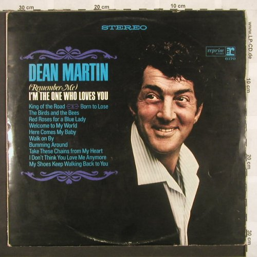 Martin,Dean: I'm The One Who Loves You, Reprise(RS 6170), D,  - LP - C291 - 9,00 Euro