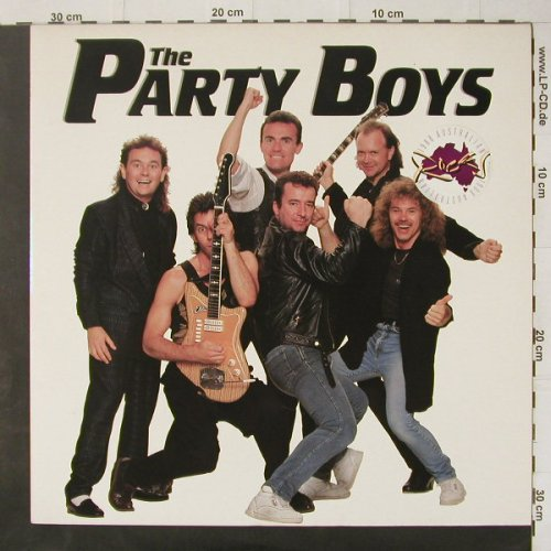 Party Boys,The: Same, Epic(460485  1), NL, 1987 - LP - C4590 - 5,00 Euro