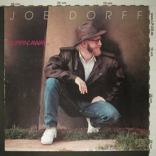 Dorff,Joe: Slippin'Away, Kriwet(708024X), D, 1987 - LP - C4813 - 5,00 Euro
